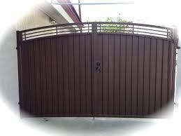 Home Custom Steel Framed And Wood Framed Gates In Lakewood And Bellflower