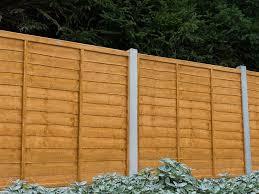 Overlap Fence Panel 6 X 6 1 8m X 1 8m Turnbull