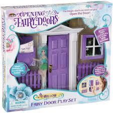 Cra Z Art Willow Fairy Door Playset Box Walmart Com Walmart Com