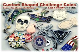 Custom Challenge Coins and Challenge Coin Samples - Quality ...
