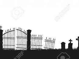 Fence Clipart Graveyard Fence Graveyard Transparent Free For Download On Webstockreview 2020