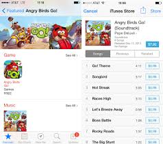 Apple experimenting with custom landing page for Angry Birds Go ...