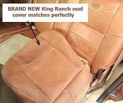 king ranch seat covers image
