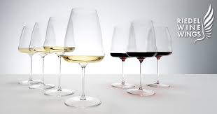 wine glass collection from georg riedel