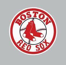 Boston Red Sox Sports Fan Decals For Sale Ebay