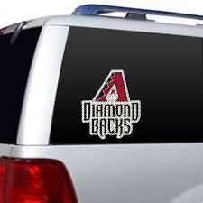 Arizona Diamondbacks Official Large Window Film Fremont Die Retail Store