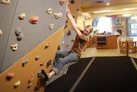 climbing walls kits add a rock climbing