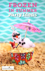 disney frozen summer birthday party