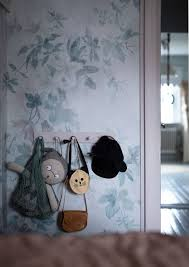 faded pion grey sandberg wallpaper