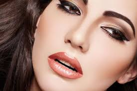 makeup tricks to make face look thinner