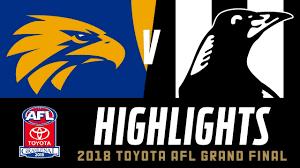 2018 Toyota AFL Grand Final ...
