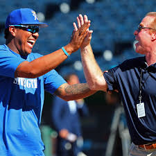 Voices of the Game, day 6: Rex Hudler to F.P Santangelo - Bleed Cubbie Blue