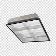 light fixture troffer recessed light