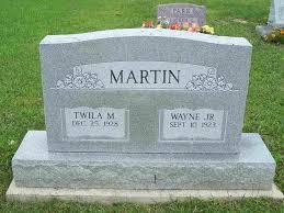 Twila M. Bacon Martin (1928-2017) - Find A Grave Memorial