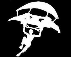 Fortnite Battle Royale Silhouette Die Cut Vinyl Decal Sticker Ebay