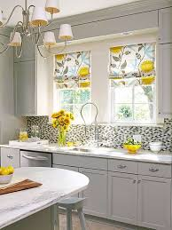 kitchen window treatments kitchen