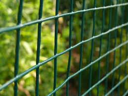 Welded Wire Mesh Green Steel Fence Pvc Plastic Coated Wooden Fence Wooden Fence Gate Modern Fence