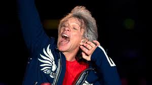 Jon Bon Jovi to record charity single for Prince Harry's Invictus ...