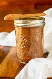 sweet smoky y bbq pork rub