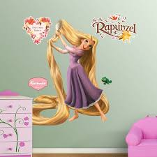 Fathead Disney Tangled Wall Decal Wayfair
