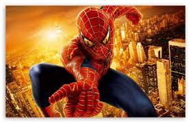 spider man ultra hd desktop background