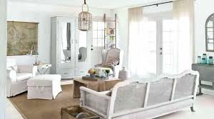 beach cottage living room decor country