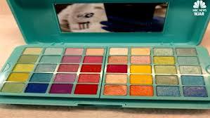 pulls makeup set after mom finds asbestos