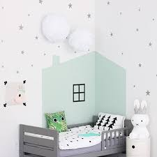 6 ideas for painting children s rooms