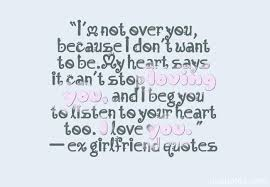 funny ex girlfriend quotes images quotes