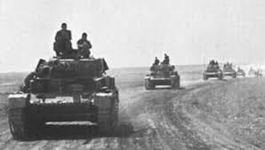 World War II – Operation Barbarossa – Army Tanks