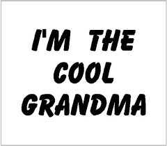 Grandma Nana Decal Sticker Cut Vinyl Car Truck Jeep Window Etsy