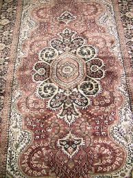 vine indian kashmir silk floor rug