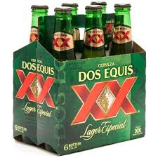 dos equis lager especial bottles