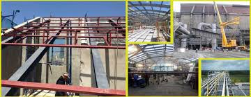 Steel Structure Fabrication & Erection – TeneT Industrial Services ...