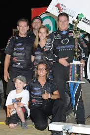 Jason Johnson and Stenhouse Jr. Racing Have Successful First ASCS ...