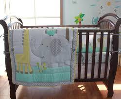 elephant giraffe quilt per mattress