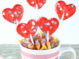 diy jolly rancher lollipops for