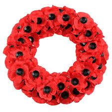 poppy-wreath-w1 - Lady Haig's Poppy Factory