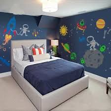 Wall Decals For Toddler Kids The Treasure Thrift Space Themed Bedroom Space Themed Room Space Wall Decals