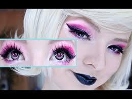 roxy makeup tutorial homestuck cosplay