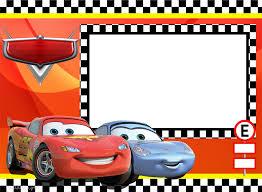 Kit Para Fiestas De Cars Para Imprimir Gratis With Images Car