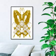 Aria Signature Collection Wall Art By Oliver Gal