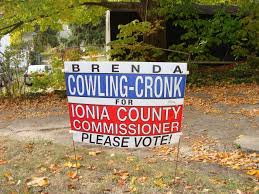Brenda Cowling-Cronk Your 4th District Ionia County Commissioner ...