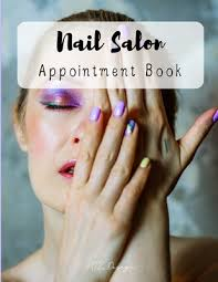 nail salon appointment book scheduling