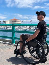 A Spinal Cord Injury Will Not Stop Aaron Baker - Boost Oxygen