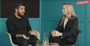 Raj Kotecha interview with Abigail Barnes on #AbigailAsks show – RAJ KOTECHA