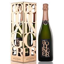 bollinger limited edition brut rose in
