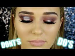 makeup mistakes to avoid do s don ts