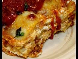 clic italian lasagna