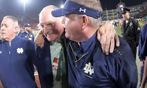 Jack Swarbrick Confirms Brian Kelly he Wants Brian Kelly to Retire at Notre  Dame
